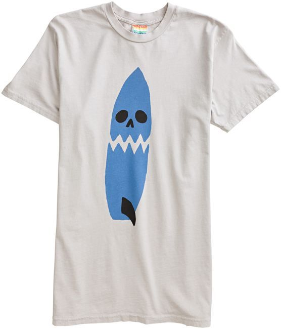 PALMERCASH SURF SKULL SS TEE > Mens > Clothing > Graphic T-Shirts | Swell
