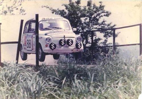 Fiat 600/Zastava 750 ex Yu