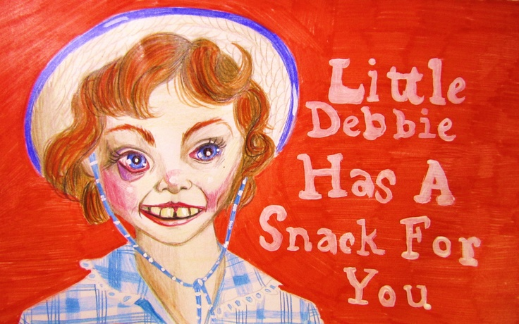 little debbie | While Doing Legitimate Research at Work ...
