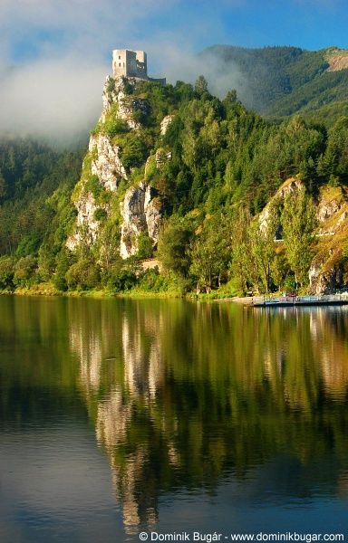 Strečno Castle #Slovakia Destination: the World