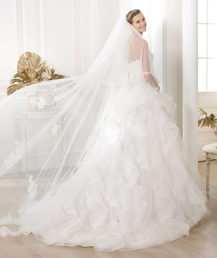 Best 25 wedding dresses 2014 ideas on pinterest dresses 2014 glamorous pronovias wedding dresses 2014 dreams collection junglespirit Images