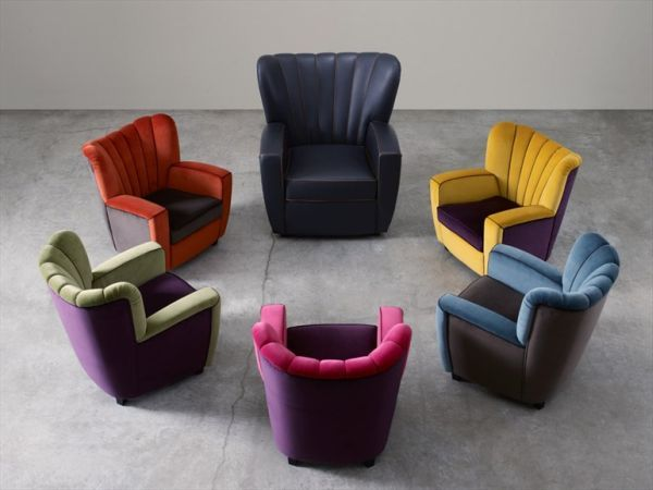The Zarina Baby Armchair Collection