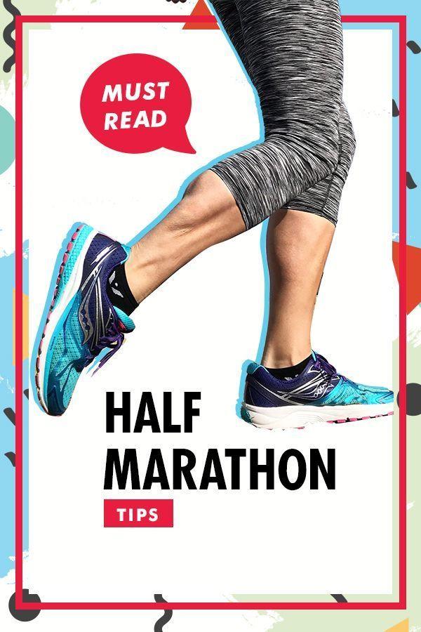 Must Read First Half Marathon Tips - top half marathon training plan ideas to get you started