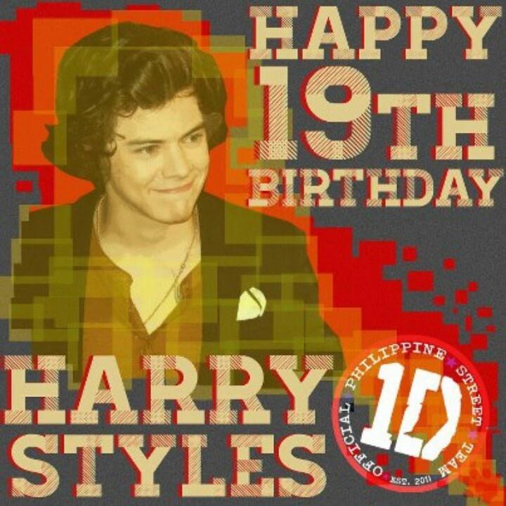 Harry Styles!!!