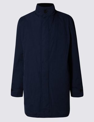 Cotton Blend Jacket with StormwearTM