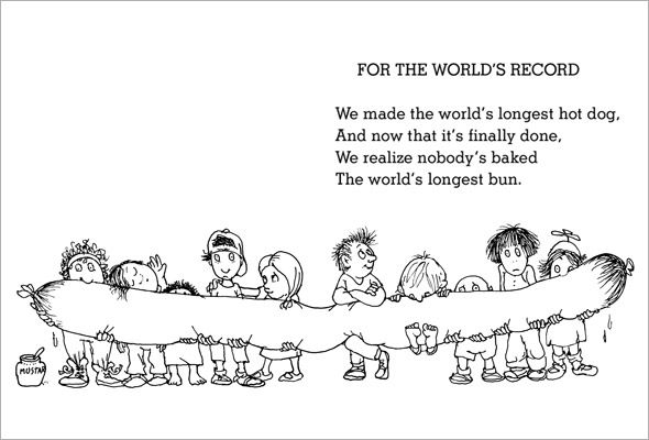What S In The Sack Shel Silverstein: Pin By Cathy Masse On Worth Reading