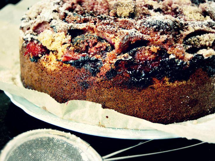 Two Divas Plum Cake http://www.ballaratfood.com/index.php/recipes/two-divas-plum-cake