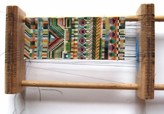 Loom beading