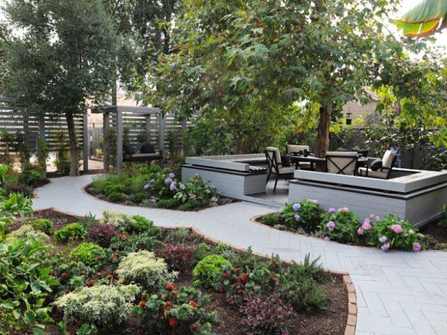 pequeños jardines debajo de un arbol - Buscar con Google