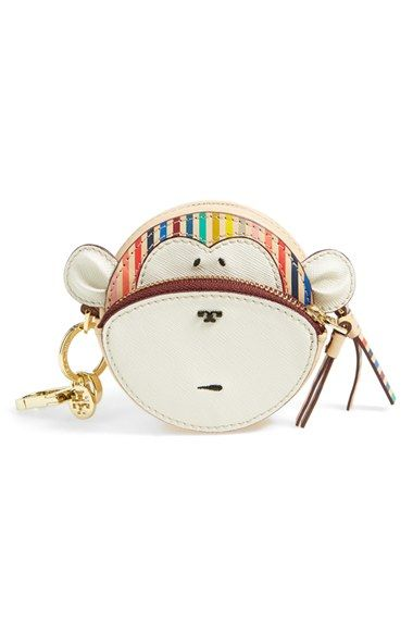 Tory Burch 'Monkey' Bag Charm available at #Nordstrom