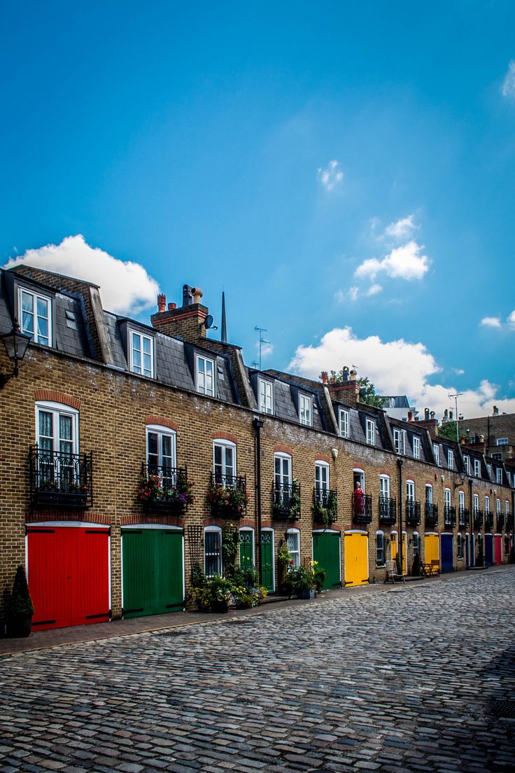 London Mews - By Freddie Ardley Photography (freddieardley.com) — FUCKITANDMOVETOBRITAIN