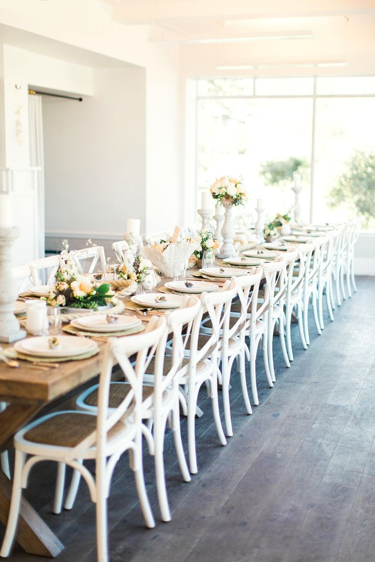 Seaside Chic Wedding Inspiration at Watsons Bay
