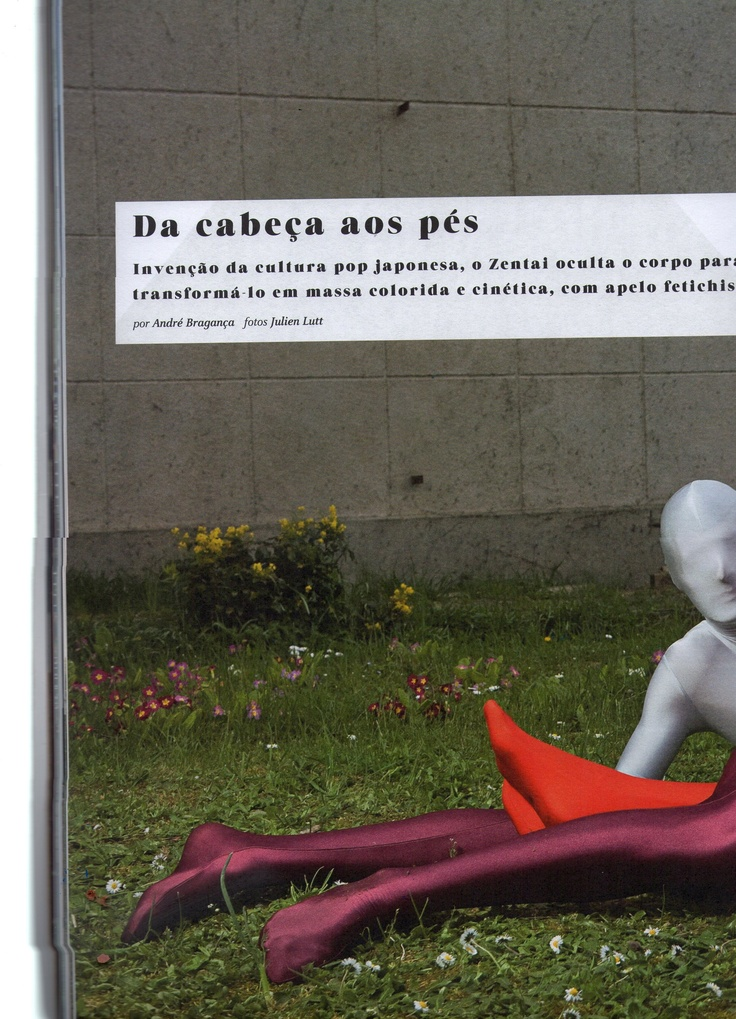 Trajes Zentai   [ffwMAG! - no. 24 - 2011 - p. 44-51]