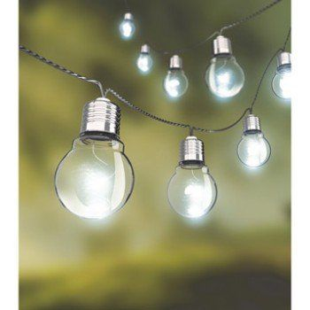25 best ideas about guirlande exterieur led on pinterest for Canape exterieur ikea