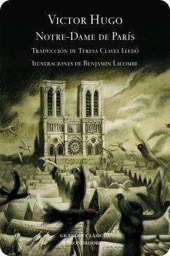 Nôtre Dame de París de Victor Hugo