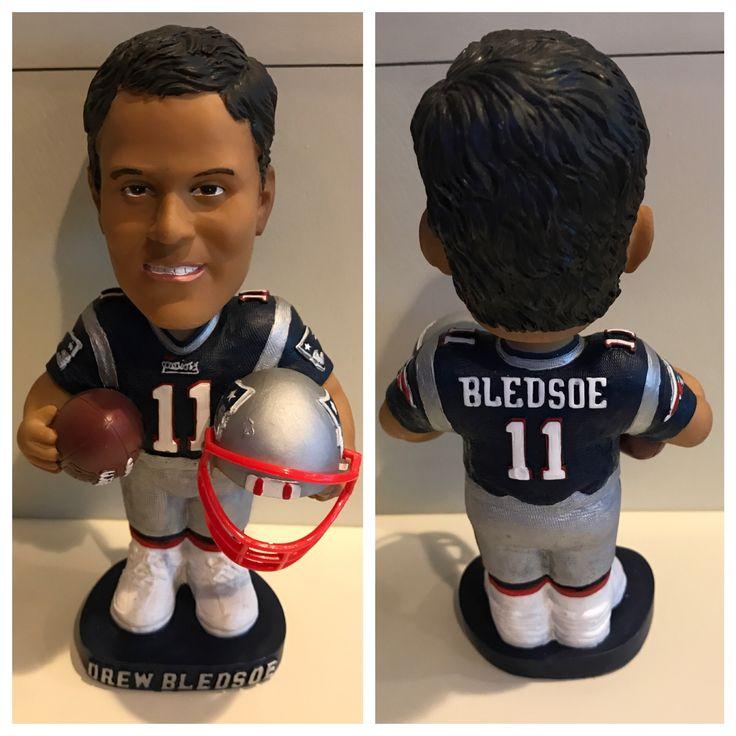 New England Patriots Drew Bledsoe - Bobble Dobbles - eBay