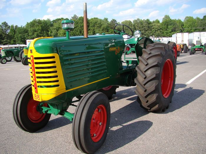 78+ images about Oliver tractor on Pinterest | Trucks ...