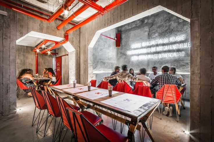 Old Police Station Converted Into Industrial-Style Brewery in Argentina