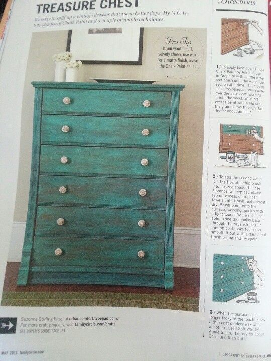 Best Redone Furniture Images On Pinterest Painted Furniture
