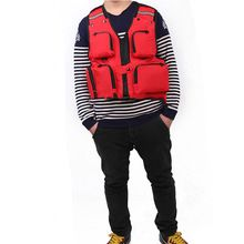 2016 Hot Sale Outdoor Fishing Vest For Men Jacket Summer Sport Clothing Camping Fishing Vest Multi Pocket Fishing Director Vests