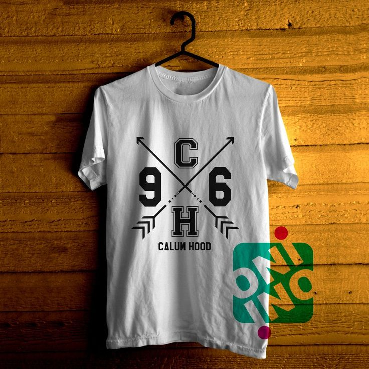 5 Seconds of Summer Calum Hood 5SOS Tshirt For Men / Women Shirt Color Tees