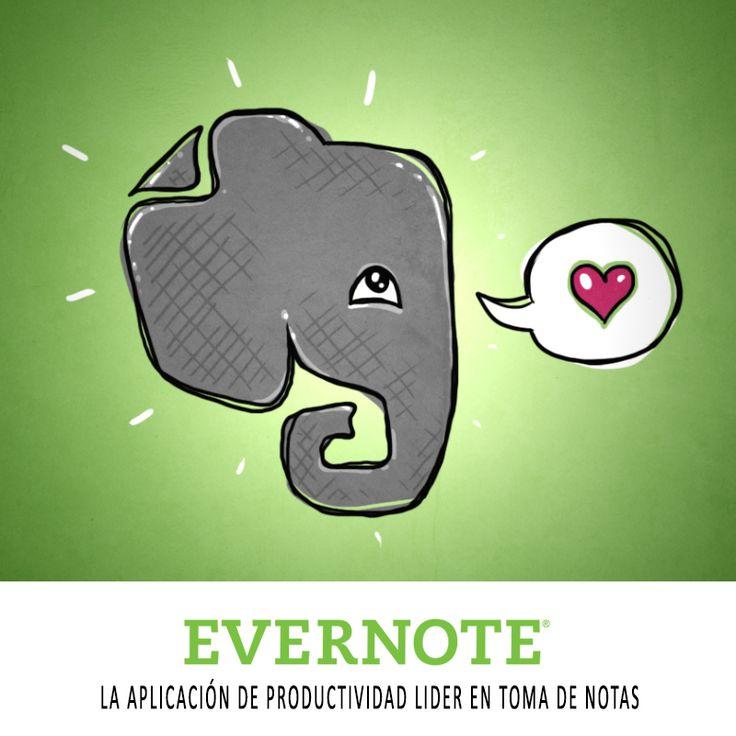 ¿ Qué es Evernote y cómo funciona ? >> ow.ly/y5uJ302EGM4  -- #Evernote #app #productividad #NegociosOnline