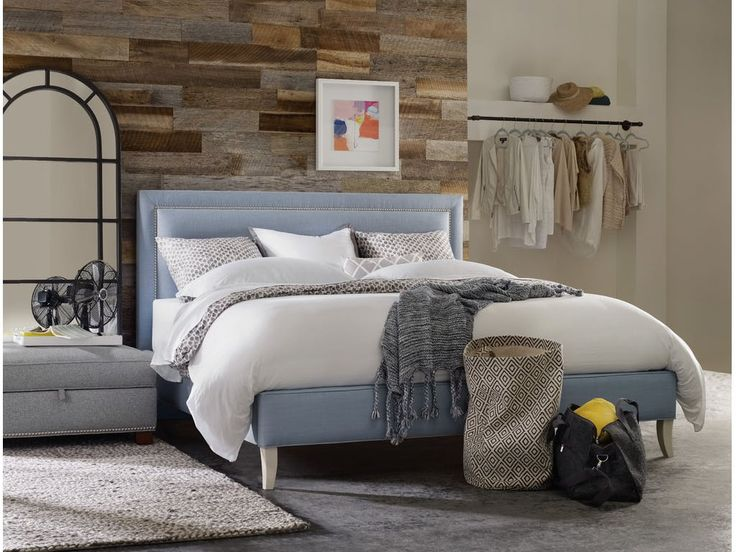 Marvelous ... Furniture Nest Theory Finch King Upholstered Bed, And Other Bedroom  Upholstered Beds At Howell Furniture In Beaumont And Nederland, TX And Lake  Charles, ...
