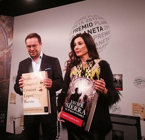 """Javier Sierra, Premio Planeta 2017: """"La palabra independencia puede tener muchos significados diferentes"""""""