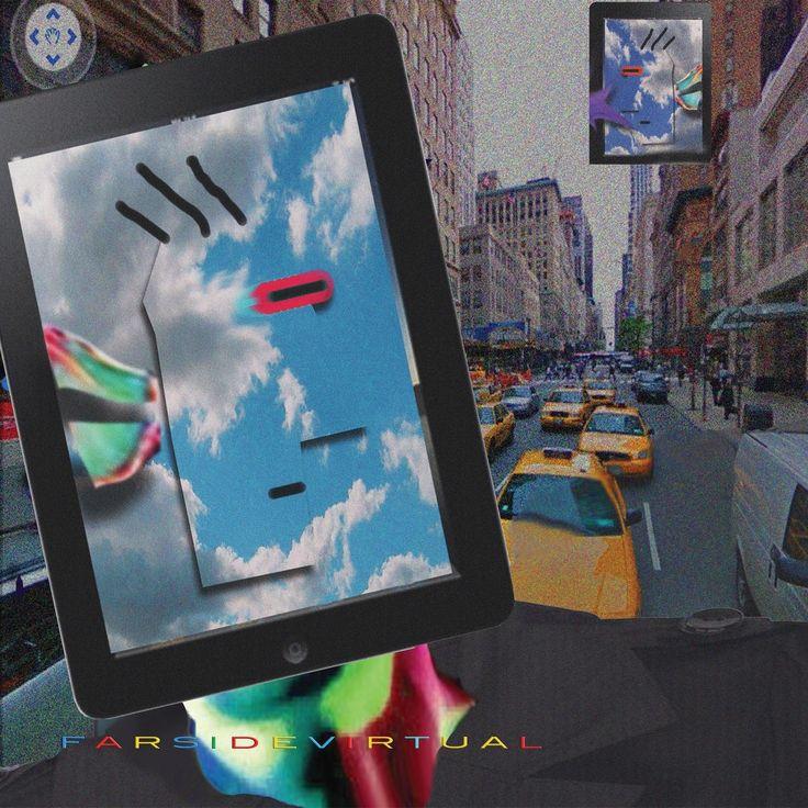 James Ferraro - Far Virtual Side