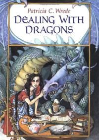 14 Amazing YA Books With Inspirational Heroines -- Dealing With Dragons?? MY FAVORITE.