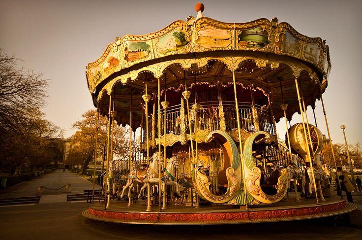 paris & carousels