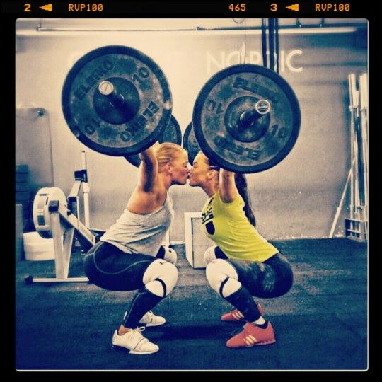 Crossfit and Love on P...