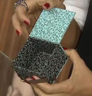 Blog Claudia Tenório: Saiba como fazer caixas para bem casados feitas em cartonagem!