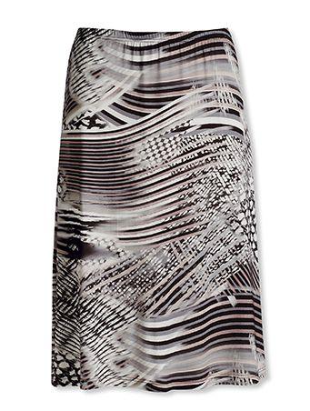 Jerseykjol antracitgrå/off-white - 58 cm
