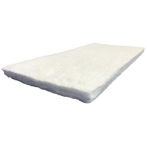 Ceramic Fiber Blanket - HTZ (2600F)  8# 1 in x 24 in x 12 in