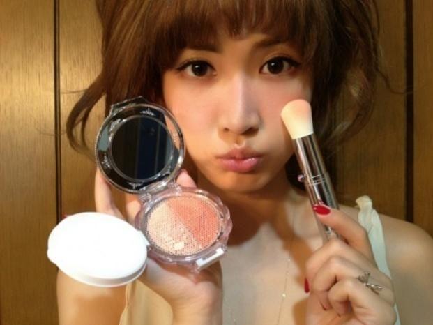 憧れのモデルを参考に♡紗栄子のヌーディなおとなface|マシマロ