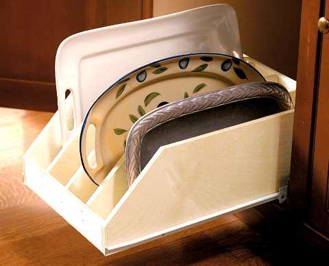 platter storage. Great idea.