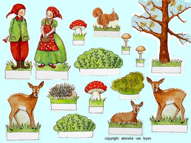 kijkdoosfiguurtjes herfst www.dewereldvanwiepje.nl