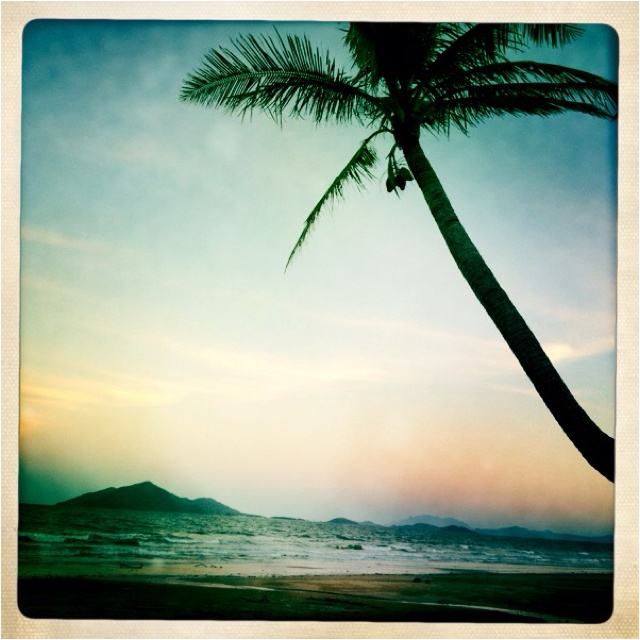 Mission Beach (looking towards Dunk Island)