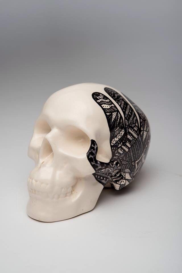 Pattern Skull 2
