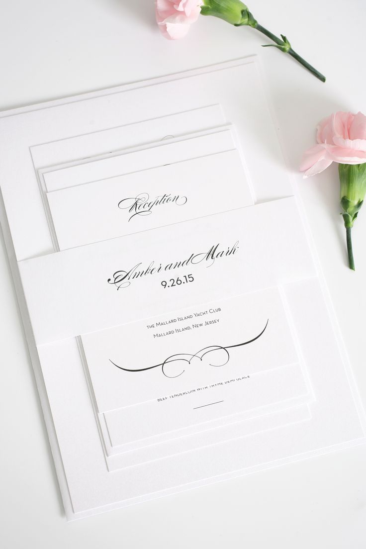 100+ best Invitation & Save The Date images on Pinterest | Wedding ...