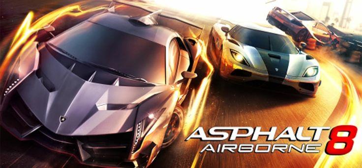 Asphalt 8: Airborne, el Primer Juego en Contar con Streaming Móvil gracias a Twitch
