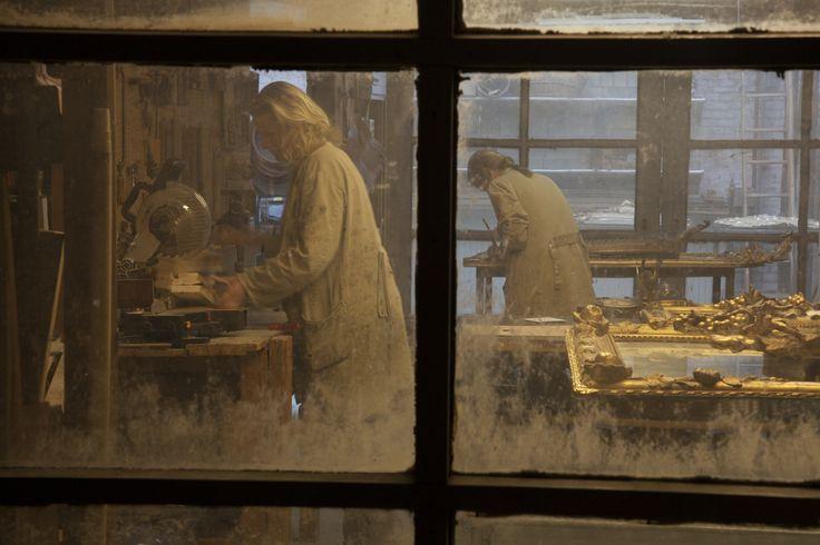 Restoration | Anouk Beerents Antieke Spiegels