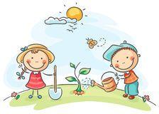 As Crianças Que Saltam Com Alegria Sob O Arco-íris - Baixe conteúdos de Alta Qualidade entre mais de 57 Milhões de Fotos de Stock, Imagens e Vectores. Registe-se GRATUITAMENTE hoje. Imagem: 48710213