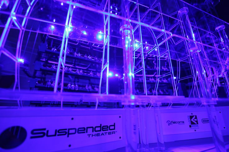 Suspended Theater Model