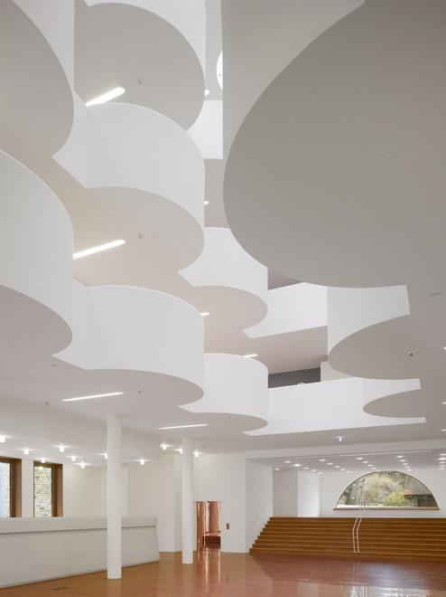 Neubau/Sanierung Bischöfliches Ordinariat, Diözese Rottenburg-Stuttgart   Architektourist