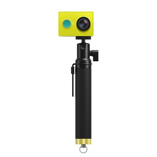 Pour remplacer la #GoPro : Yi Sports Camera Travel Edition With Monopod| Xiaomi ants sport camera Travel Edition