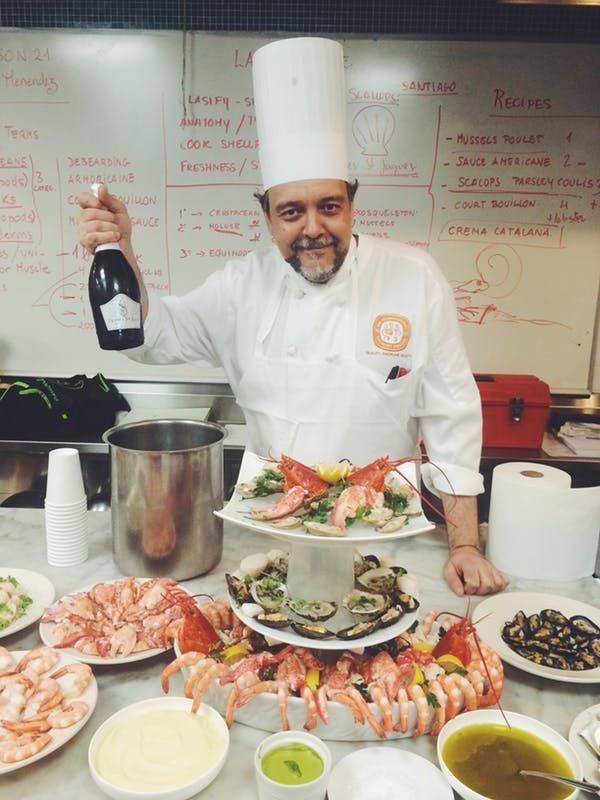 59 best Chez Chefu0027s images on Pinterest Kitchen, Food network - prep cook