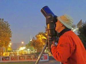 Science Didactic Ciencia Entretida: Jornada de Observación despide a Júpiter y sus lun...