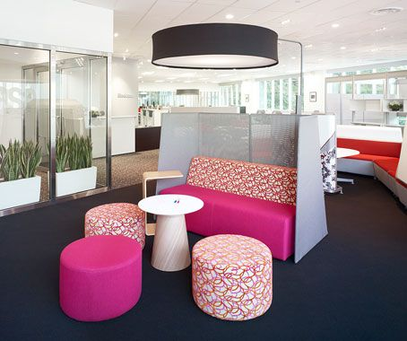64 best Office Lounge Designs images on Pinterest | Office lounge ...